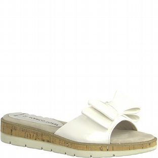 Marco Tozzi 2-2-27120-20 123 White Patent Womens Shoes